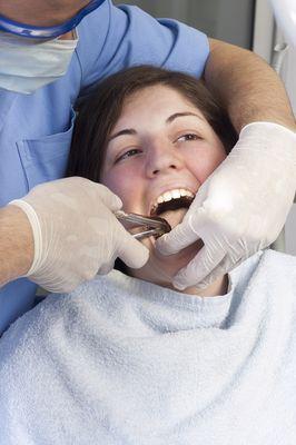 Удаление зуба в СПб