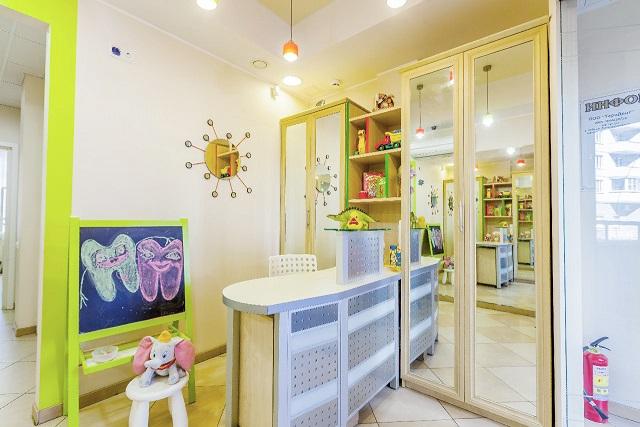 Детское отделение клиники