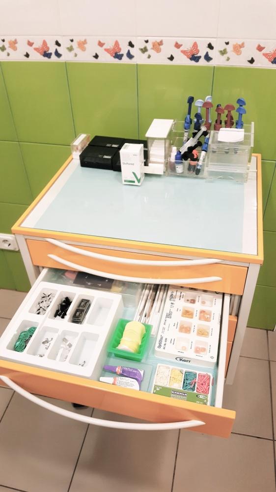 Материалы в клинике
