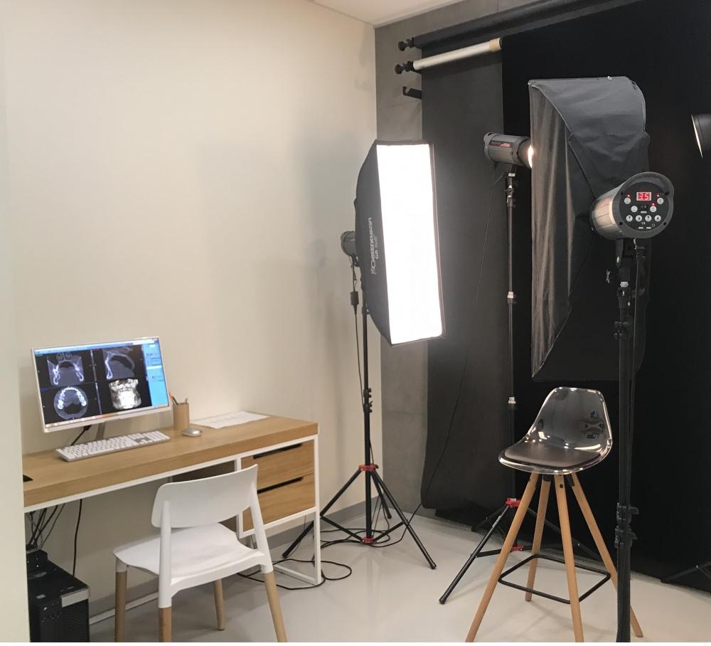 Фотостудия клиники