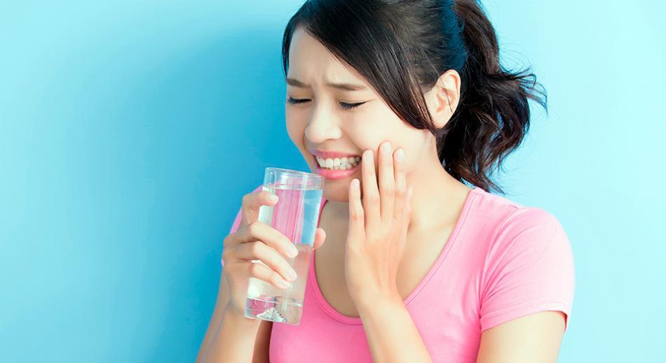 Повышенная чувствительность зубов - симптомы и причины.